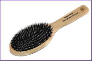 PROFI Bürste für Haarverlängerung Haarbürste Extensions Pflege Extensionsbürste