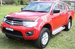 2013 Mitsubishi Triton Ute Armidale Armidale City Preview