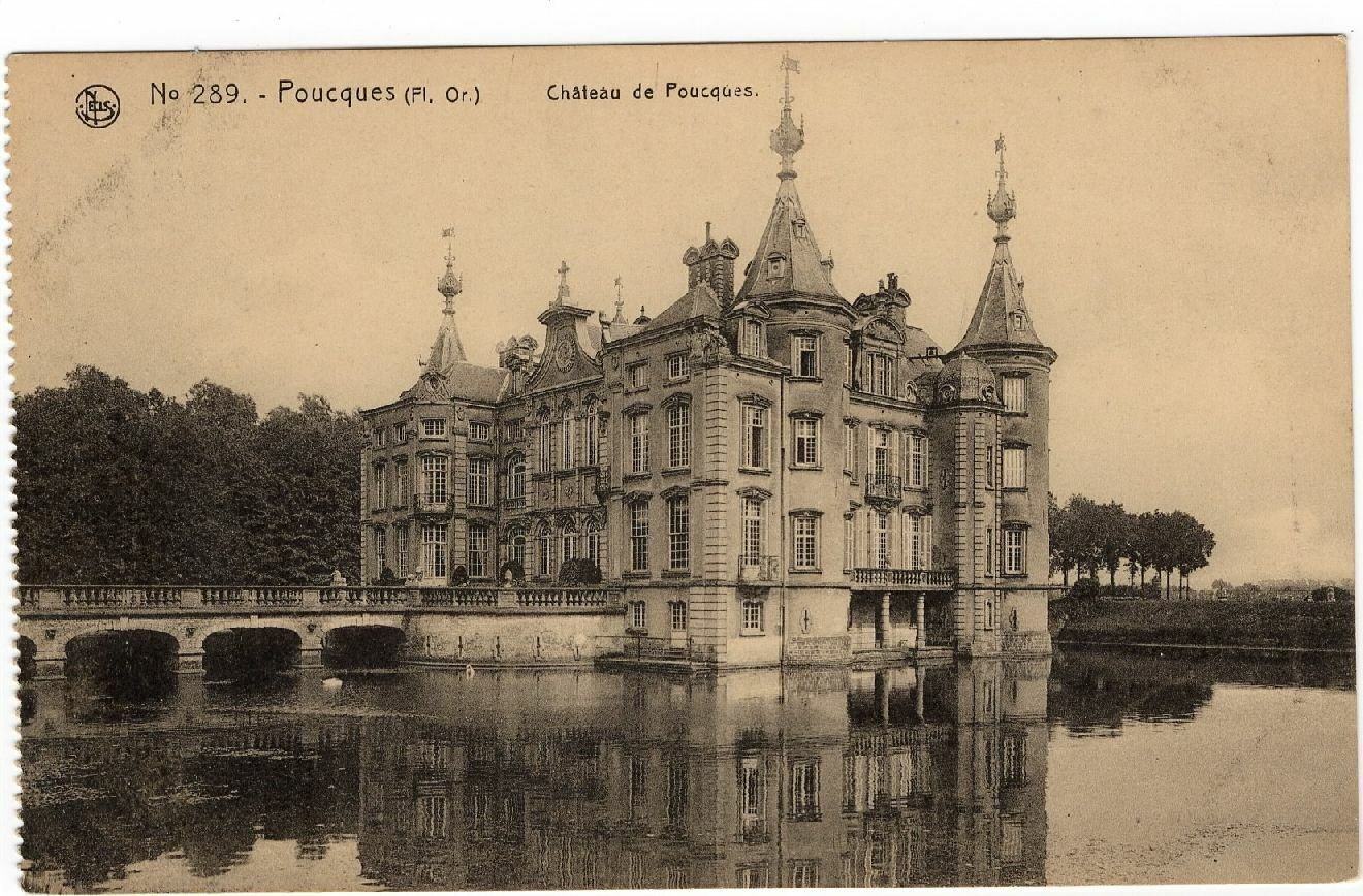 Poucques - Chateau de Poucques