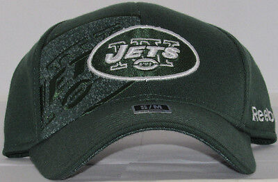 866dea932fc New York Jets NFL REEBOK Fitted officially licensed Green SIZE SM Hat Cap  GIFT