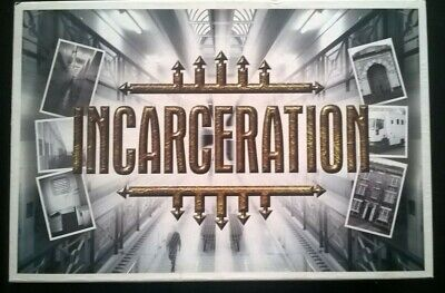 """Used, """"INCARCERATION"""" - THE FUN FAMILY BOARD GAME ABOUT PRISON LIFE for sale  Shipping to Nigeria"""