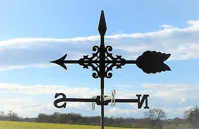 Standard Arrow Metal Weathervane (Post Fixing Bracket)