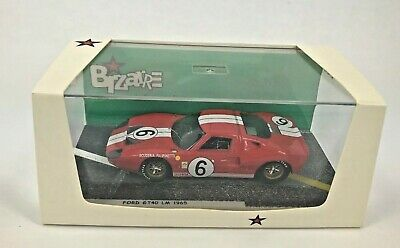 Bizarre Minimax Ford GT40 LM 1965 Die Cast Model 1.43 Scale MM-MG