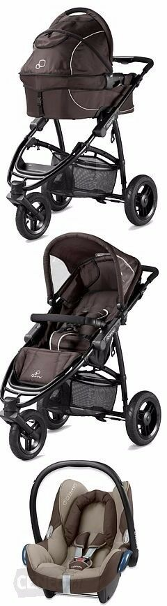 Pushchair 3in1 quinny speedy