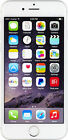 Locked Apple iPhone with iOS