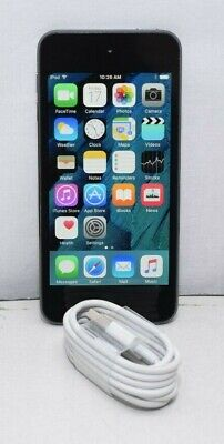 Apple iPod Touch 5th Generation A1421 32GB Space Gray