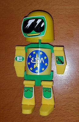 Euronaut mit Aufkleber - Top Spielzeug 1987