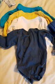 3 - 6 month Boys Clothing Bundle (1)