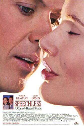 SPEECHLESS Michael Keaton Geena Davis Shoes Stockings Original Prop