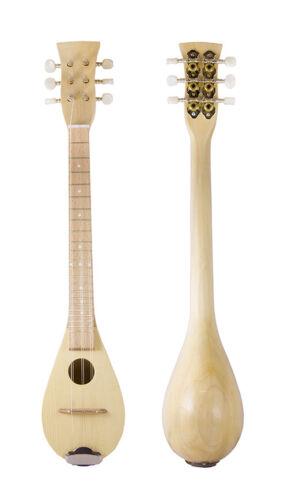 Baglama Baglamas Greek Traditional Music Instrument Handmade Eco Small Bouzouki