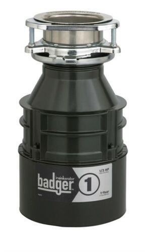 In-sink-erator Badger 1 Sink Garbage Disposer BADGER 1