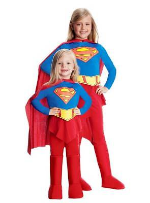 Supergirl Kinderkostüm Karneval Fasching