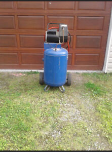 Air compressor with air tools $250 OBO