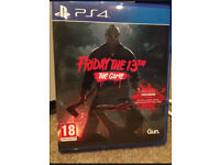 Friday 13th game PS4