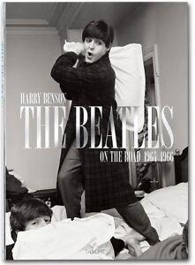 The-Beatles-On-The-Road-1964-1966-Harry-Benson-Paul-McCartney-Lennon-SIGNED