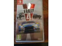 V Rally 4 Nintendo Switch Game