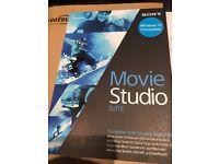 SONY MOVIE STUDIO SUITE