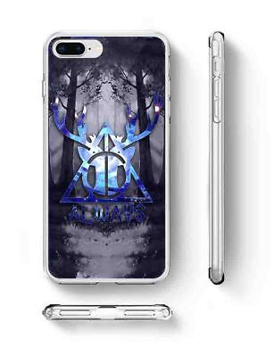 Harry Potter phone case HP Inspired always soft silicone iPhone Samsung Huawei