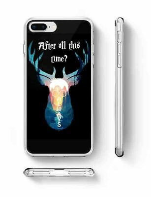 Harry Potter Inspired phone case after all this time soft silicone phone case