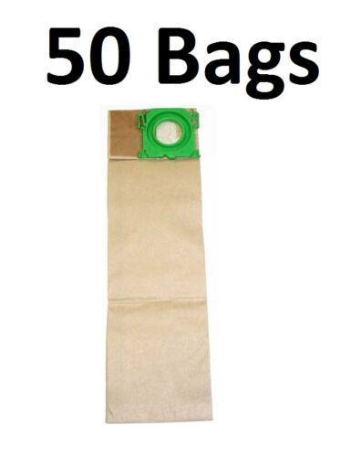 (50) Micro Lined Vacuum Bags For Windsor Sensor & Versama...