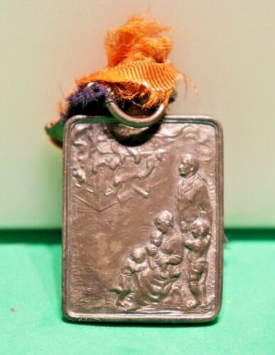 Vintage Sterling  NYC Fire Dept Assay Winner Nora Nugent Early 1900