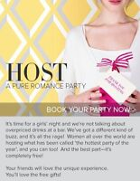Host a party with Samantha!