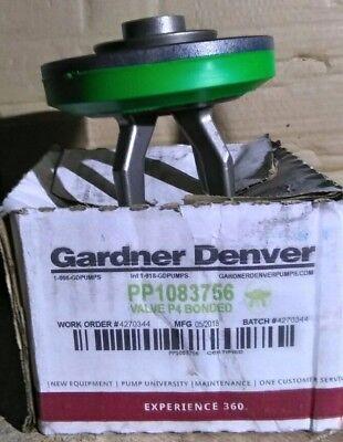 New Gardner Denver Drilling Pump Bonded 5in. Valve