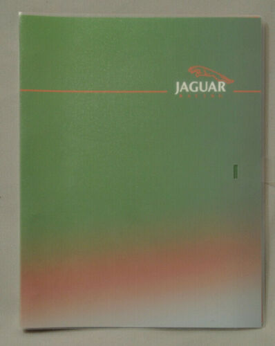Jaguar 2001 Media information for Formula One World Championship.