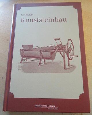 Kunststeinbau Terrazzo Mosaik Marmor Sandstein Steinhauer Steinmetz Granit Buch