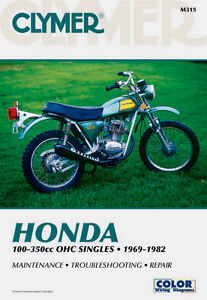 Clymer Manual Kawasaki KLR650 1987-2003 Wiring Diagrams ++