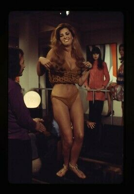 Edy Williams dancing bikini Beyond Valley of Dolls Original 35mm Transparency