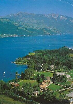 alte AK Heimstätte Gwatt (Thunersee), Schweiz 1993 gelaufen Ansichtskarte B042c