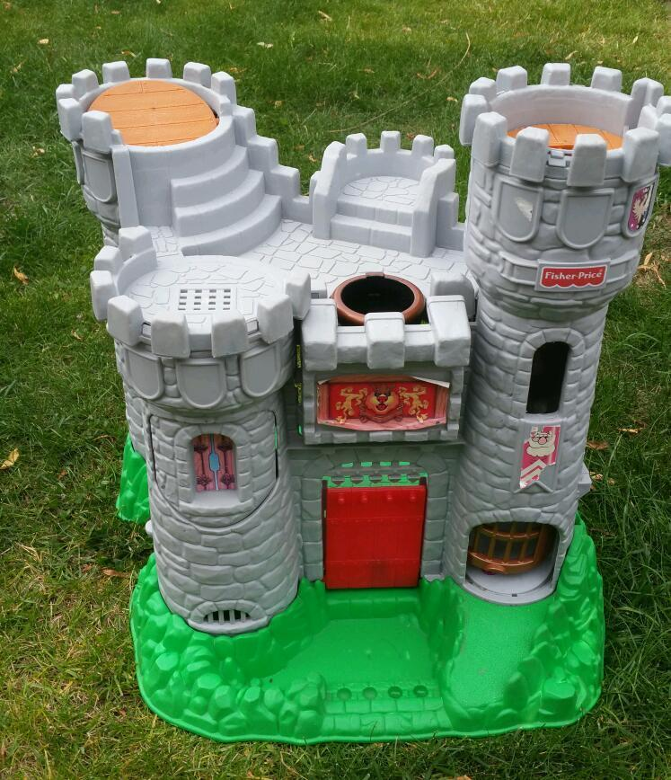 Fisher Price Knights Castle | in Sprotbrough, South ...