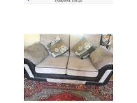 3 seater and 2 seater sofa for sale (cheap)