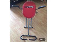Ab Swing gym apparatus