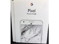 Google pixel brand new £465 unlocked