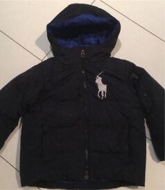 Boys Ralph Lauren jacket age 3