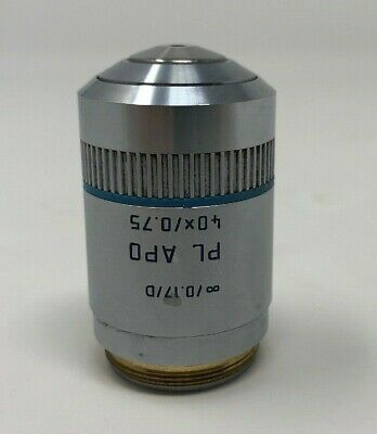 Leica Microscope Objective Pl Apo 40x0.75 506036