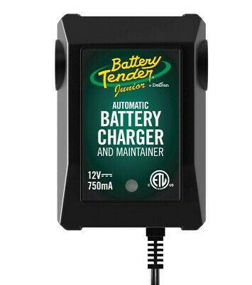 Deltran Battery Tender Jr. 12V 750ma Maintainer / Charger NEW