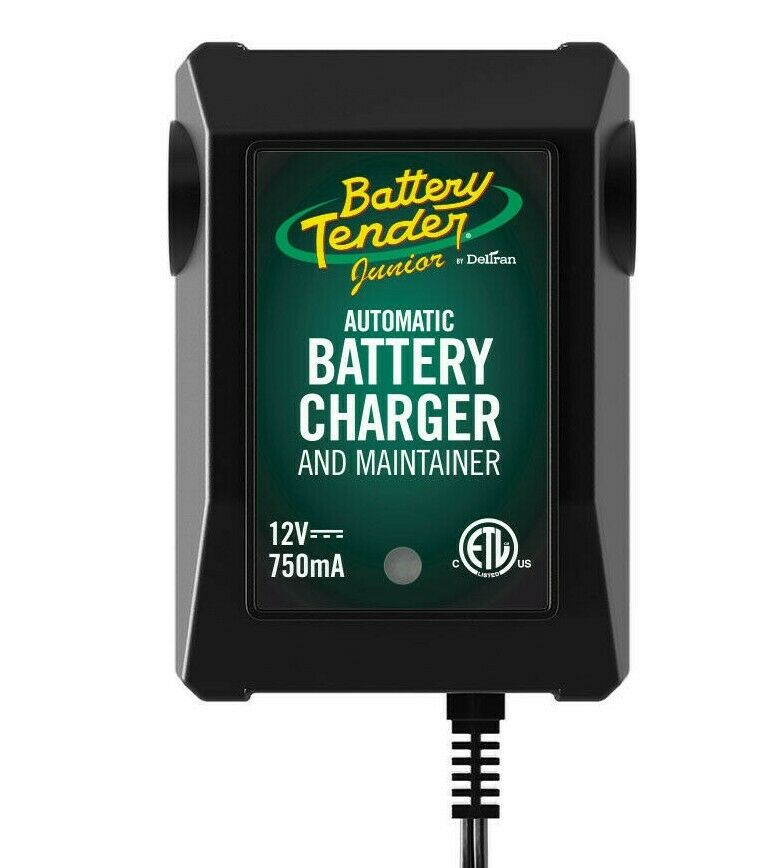Deltran Battery Tender Jr. 12V  750ma Maintainer / Charger NEW