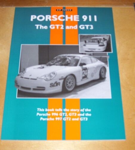 PORSCHE+911+The+GT2+and+GT3+997+and+997+ROAD+TEST+REPRINT+BOOK.+CP+PRESS