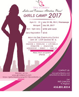 GIRLS OF DESTINY CAMP AGES 11-16Girls of Destiny Camp 2017