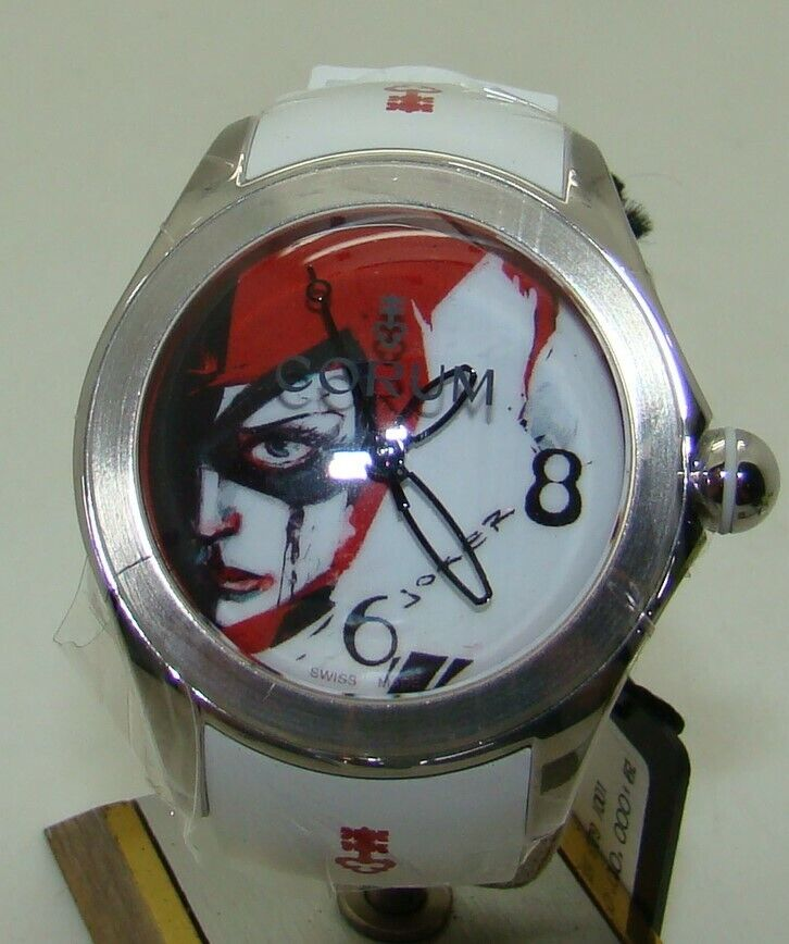 Corum Bubble 42 Automatic Joker Limited Edition Watch L082/03223 – 082.410.20/03 - watch picture 1