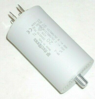 Clarke We22315006 Capacitor 201f Welder 450v