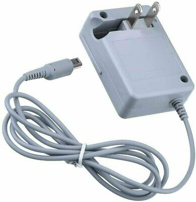 Wall Charger Power Adapter Cord For Nintendo DSi 2DS 3DS, 3DS XL Free Shipping Chargers & Charging Docks