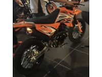 Sinnis apache 125cc for sale