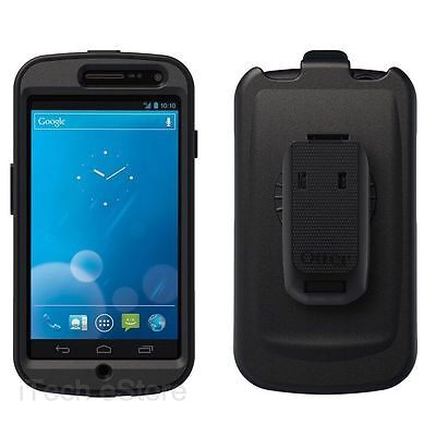 Samsung Galaxy Nexus 4G LTE Otterbox Defender Tough Case Cover Clip Holster on Rummage