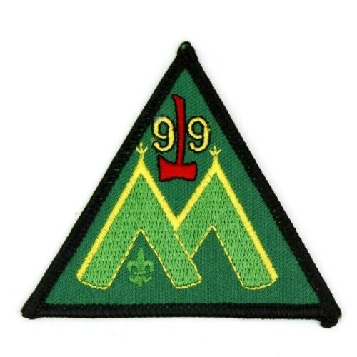 1999 Makajawan Scout Reservation Patch