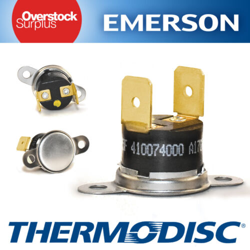 Emerson Thermodisc Therm-o-disc F125-25F Fan delay 410074000 36TX22 3324