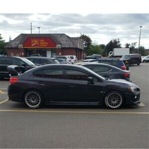 2015 Subaru WRX Sport 60km mint + upgrades